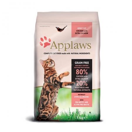 Applaws Cat Adult Chicken & Salmon