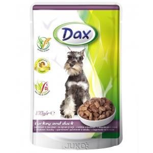 Dax Dog kapsa - krůta a kachna 100 g