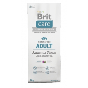 Brit Care Dog Grain Free Adult Salmon & Potato