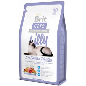 Brit Care Cat - Lilly, I´ve Sensitive Digestion