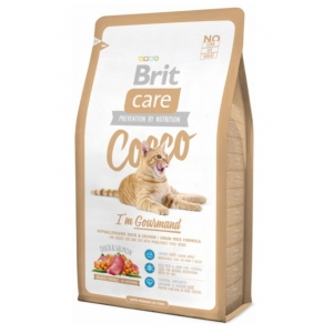 Brit Care Cat - Cocco, I´m Gourmand