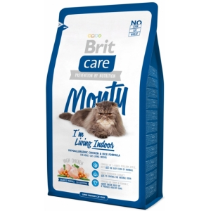 Brit Care Cat - Monty, I´m Living Indoor