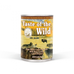 Taste of the Wild High Prairie - 375 g