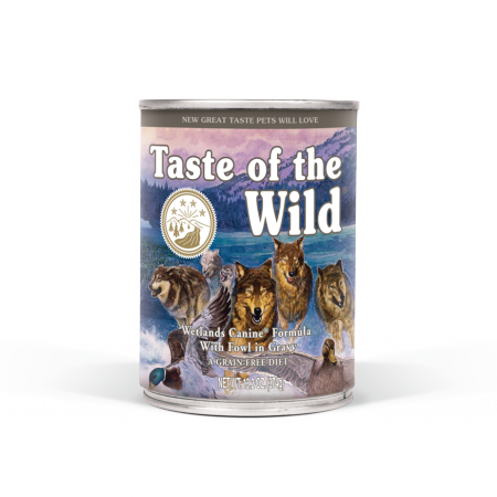 Taste of the Wild Wetlands - 375 g