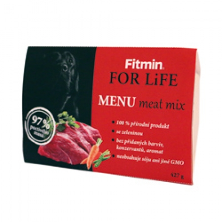 Fitmin For Life Menu Meat Mix - 427 g