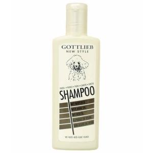 Gottlieb šampon - pro bílé pudly