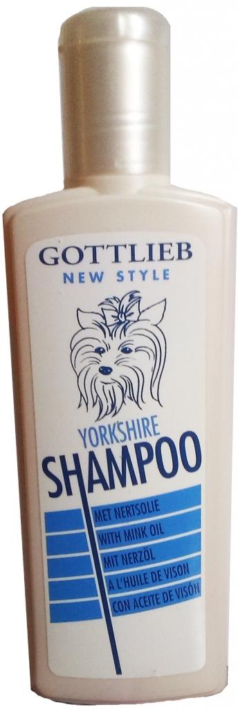 Gottlieb šampon - Yorkshire - 300 ml
