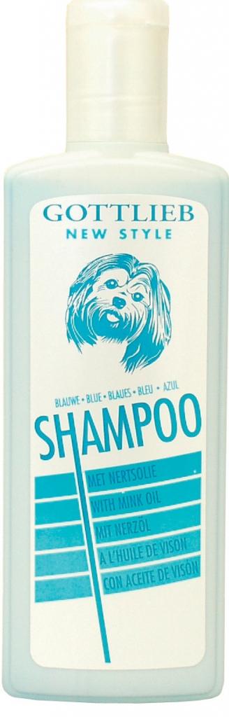 Gottlieb šampon - vybělující - 300 ml