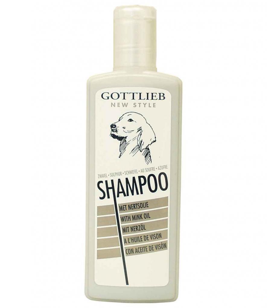 Gottlieb šampon - se sírou - 300 ml
