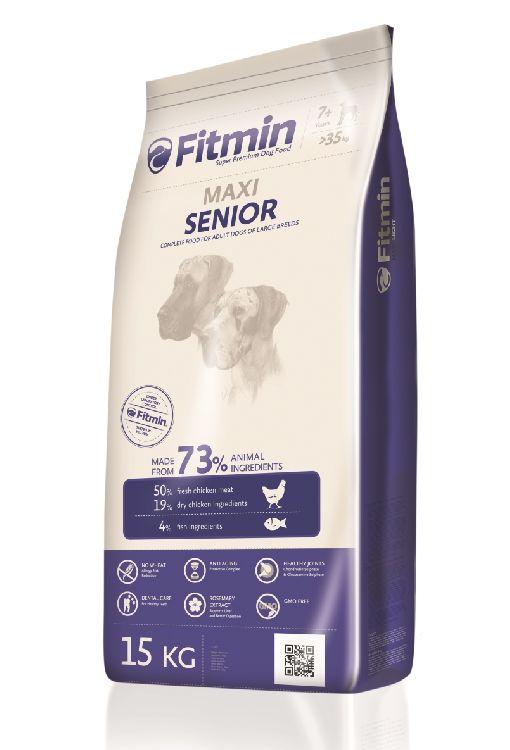 Fitmin Maxi Senior - 15 kg