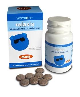 Relaxis Mini 60 tbl. - na zklidnění