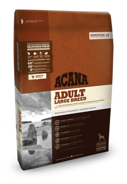 Acana Heritage Adult Large Breed