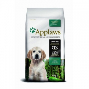 Applaws Dog Puppy Small & Medium Breed Chicken
