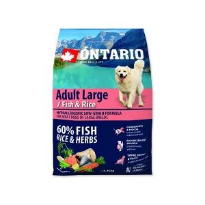 Ontario Adult Large Fish & Rice