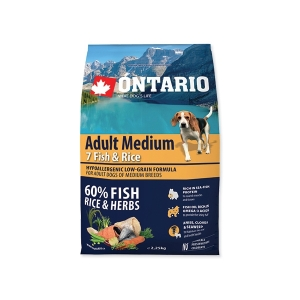 Ontario Adult Medium Fish&Rice