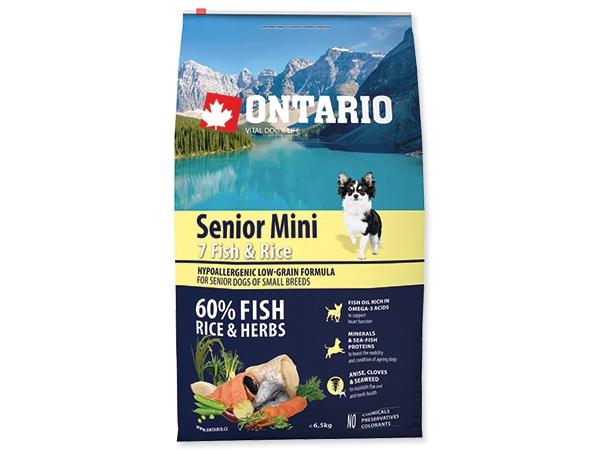Ontario Senior Mini Fish&Rice