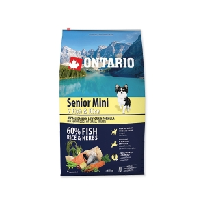 Ontario Senior Mini Fish&Rice