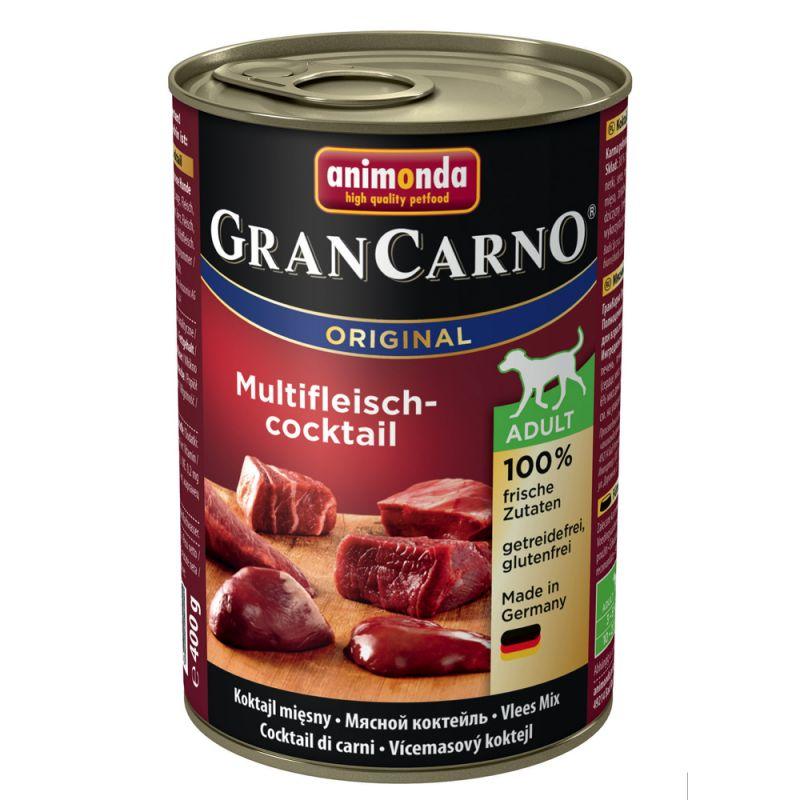 GranCarno Adult- vícemasový koktejl
