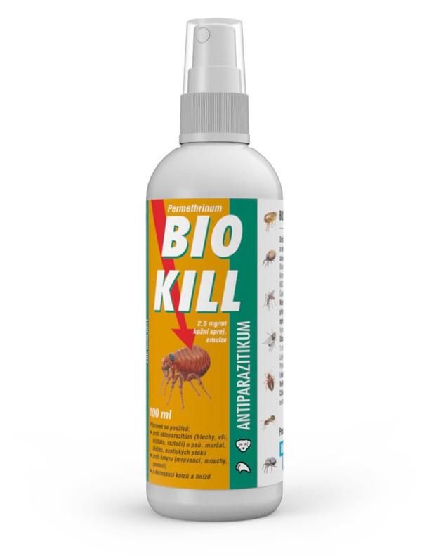 Bio Kill - antiparazitikum