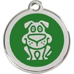Identifikační známka - pes