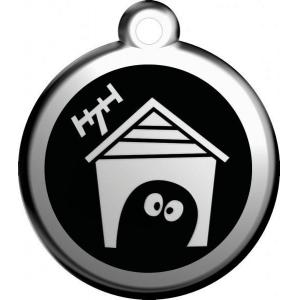 Identifikační známka - bouda