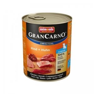 GranCarno Junior- hovězí, kuřecí