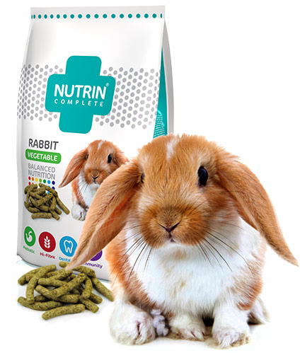 Darwin´s Nutrin Complete Rabbit Vegetable