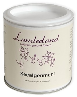Mořské řasy Lunderland