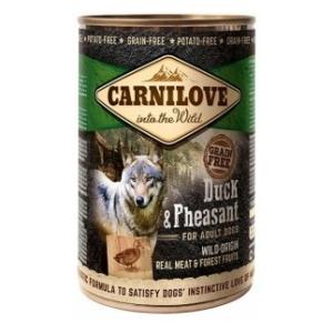 Carnilove dog 400 g - Duck & Pheasant