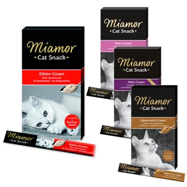 Miamor Cat Snack - speciální krém