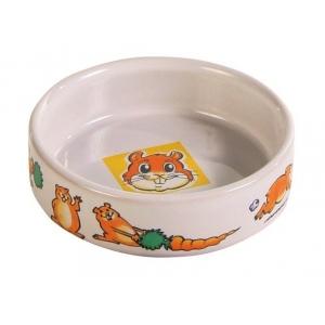 Miska porcelánová křeček