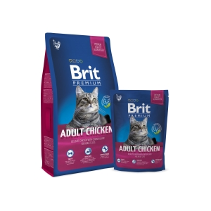 Brit Premium Cat Chicken