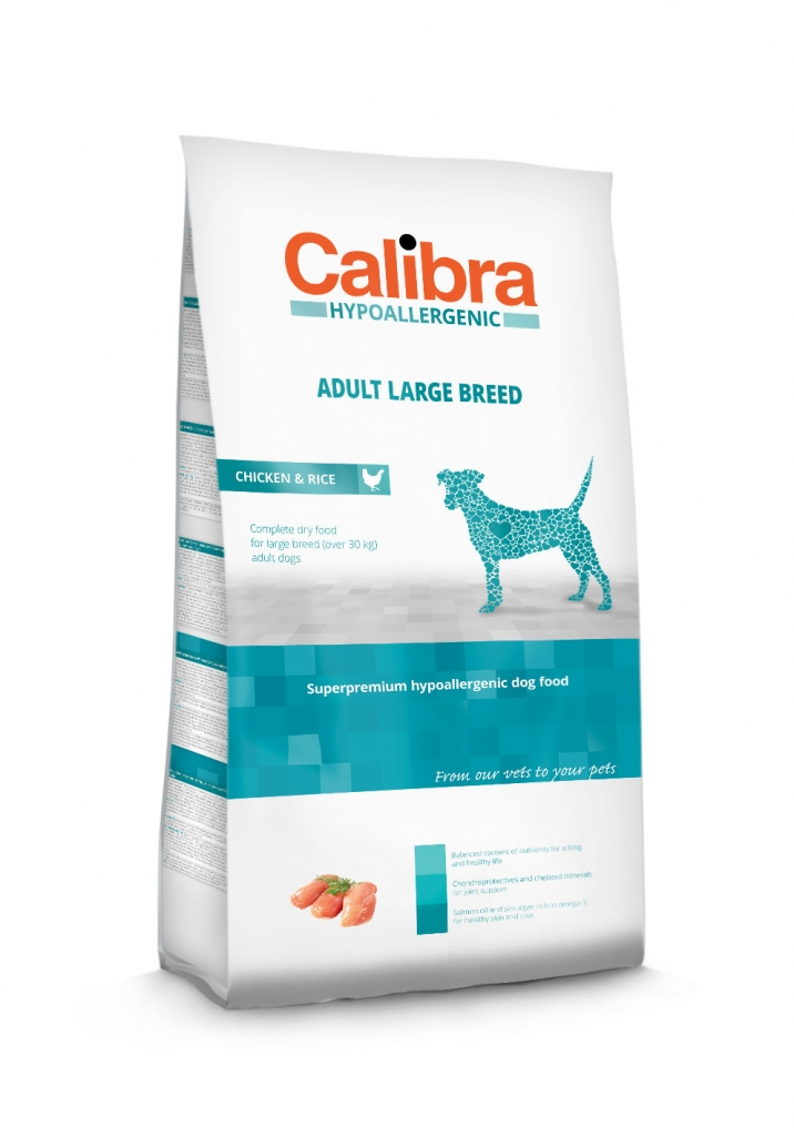 Calibra Adult Large Breed / Chicken & Rice