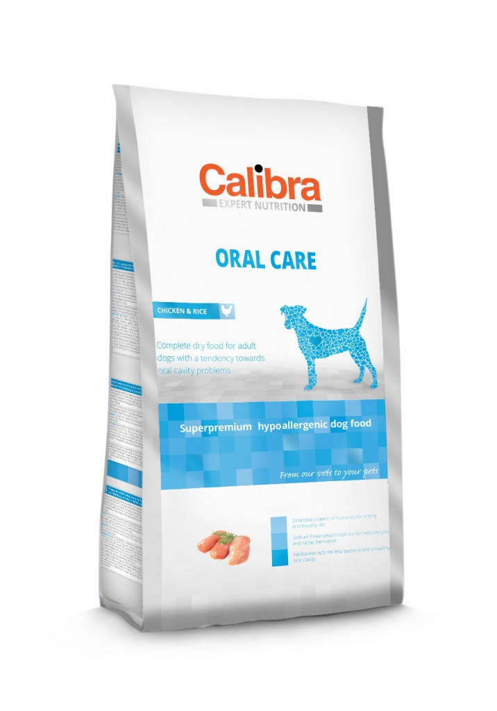 Calibra Expert Nutrition Oral Care / Chicken & Rice