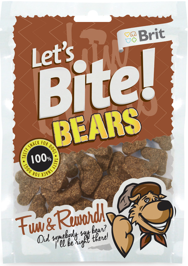 Let's Bite! Bears