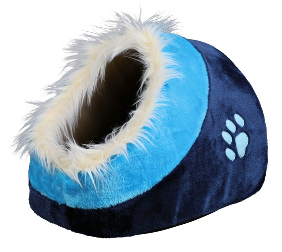 Pelíšek koule Minou - modrý