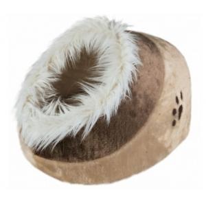 Pelíšek koule Minou - hnědý