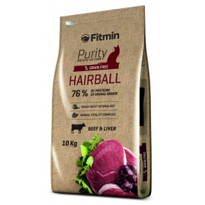 Fitmin Purity Cat Hairball