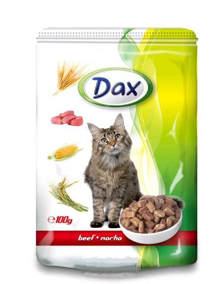 Dax Cat kapsička 100 g - Hovězí