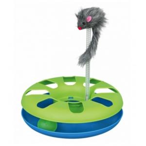 Bláznivý kruh s myškou
