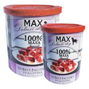Max kuřecí žaludky