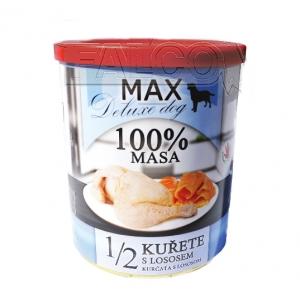 Max 1/2 kuřete s lososem