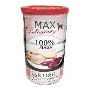 Max 3/4 kuřete s ledvinkami - 1200 g