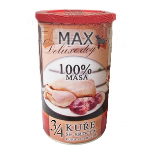 Max 3/4 kuřete se srdcem - 1200 g