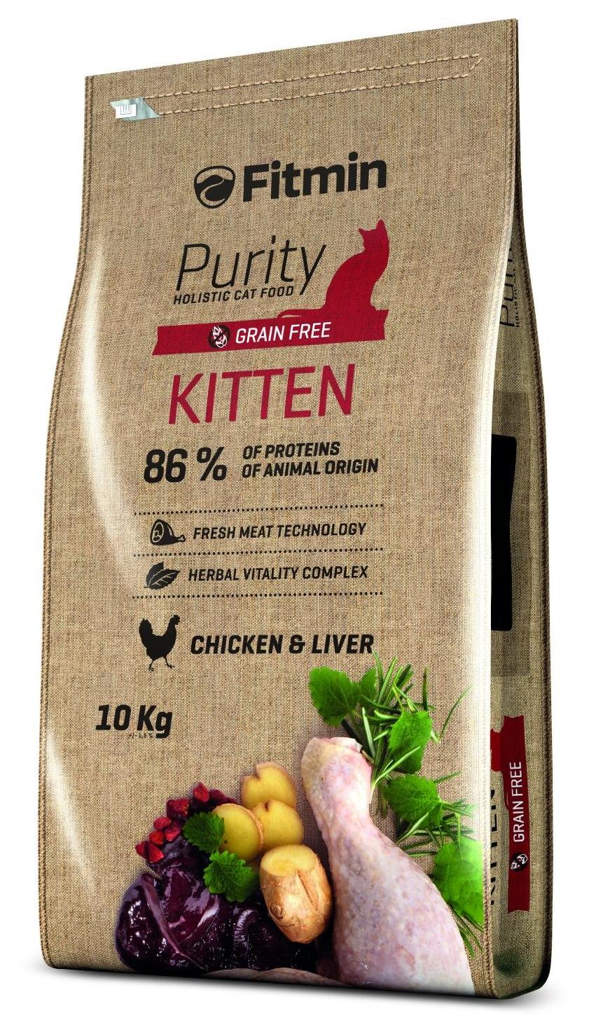 Fitmin Purity Cat Kitten