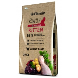 Fitmin Purity Cat Kitten