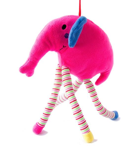 Slon dlouhán plyšový