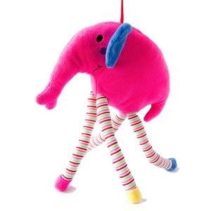 Slon dlouhán, plyšový