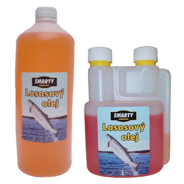 Lososový olej Smarty - 1 l