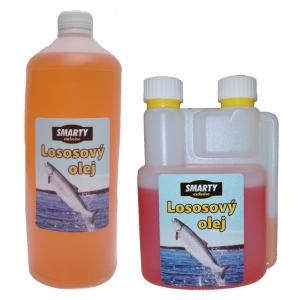 Lososový olej Smarty